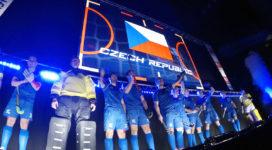 Halové mistrovství Evropy mužů v Antwerpách