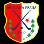 Logo SK Slavia Praha - pozemní hokej